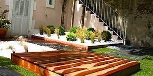 amenagement jardin de ville avec bassin marseille With amenagement d un petit jardin de ville 3 amenagement jardin en ville marseille slowgarden