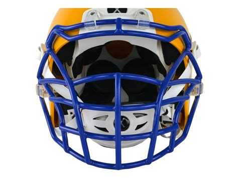 xenith pursuit football facemask american football shop