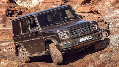 Mercedes G Klasse 2018 by Weltpremiere In Detroit Das Ist Die Neue Mercedes G