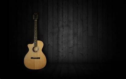 Guitar Acoustic Wallpapers Desktop Wallpapersafari Cool Luiss