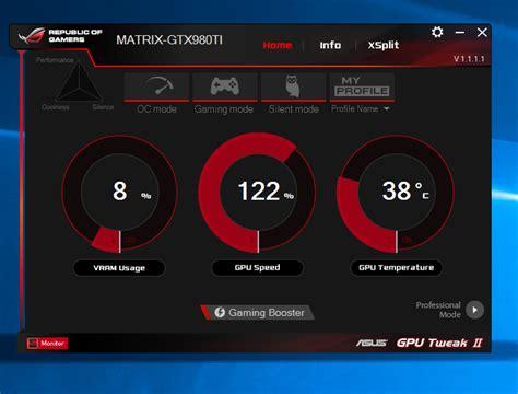 fan control windows 10 gpu tweak windows 10 tutorial the monitor monitor