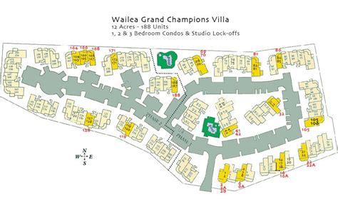 Wailea Grand Champions Villas Vacation Rental Condos
