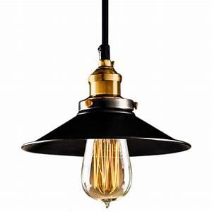 Hängelampe Schwarz Metall : industrial metal pendant light in black industrial lamps cult uk ~ Markanthonyermac.com Haus und Dekorationen