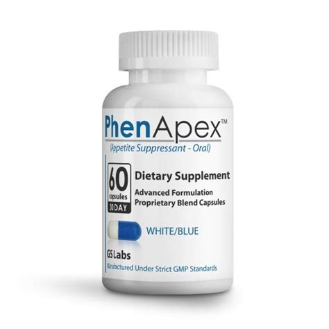 phen apex appetite suppressant review