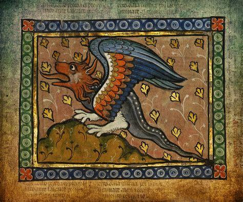 Ancient Celtic Art Dragon Digital Art by Terry Fleckney