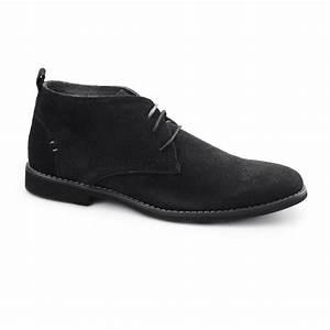 mens black suede desert boots 28 images roamers mens