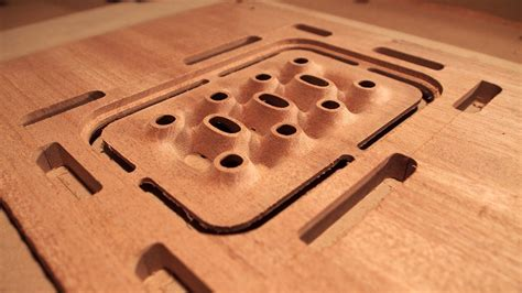 cool cnc fixturing idea   sided milling routing