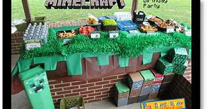 Parties4Ever Minecraft Party