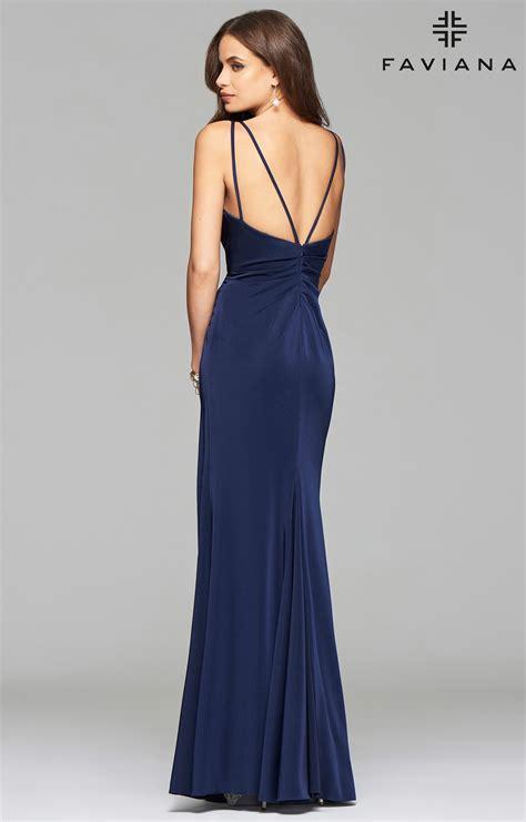 faviana  faille  love dress prom dress