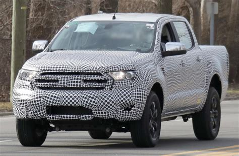 2018 Ford Ranger Release Date, Design Changes, Price, Specs