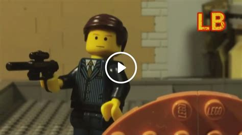 James Bond geek does it again with Lego masterclass   1 ...