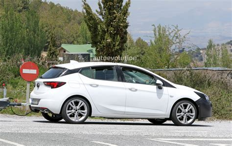 Opel Astra Facelift by 2019 Opel Astra Facelift Cochespias