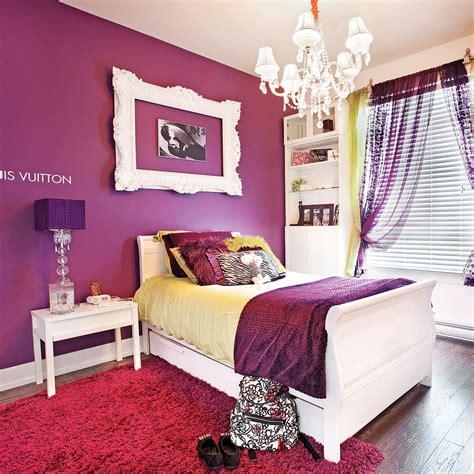 Et Decoration Chambre Chambre 171 187 Tout En Violet Chambre Inspirations