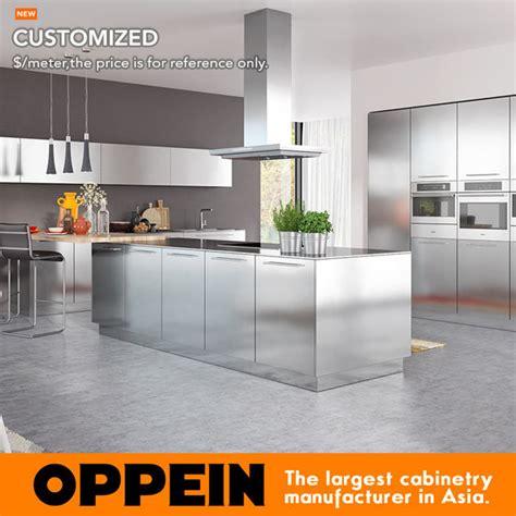 Kitchen Furniture Sale by China 2017 Sale Modern Stainless Steel Kitchen