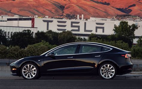 Elon Musk Tesla Model 3 Production Started, Car #1 Goes