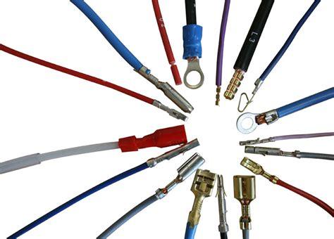 type de cable electrique filerie 233 lectrique c 226 blage 233 lectrique sertissage cosses sti genlis