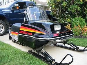 1977 Yamaha 250 Enticer