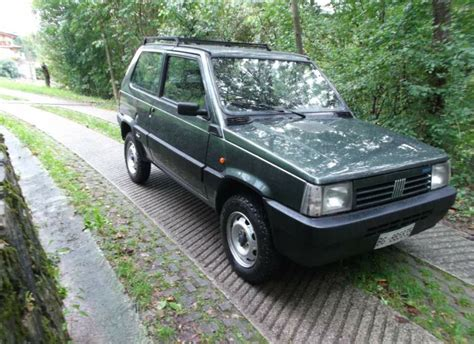 For Sale Usa by 1987 Fiat Panda 4 215 4 Classic Italian Cars For Sale