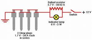 Ferguson Fe 35 Glow Plug Information