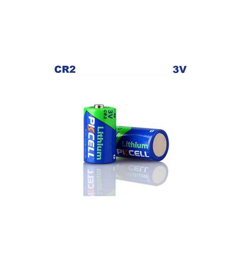 pile lithium 3v blister x1 pile cr2 lithium 3v pkcell