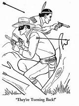 Coloring Ranger Pages Lone Stagecoach Drawing Cowboy Film Horse Wildsoundmovies Park Getdrawings Tonto Sheets Club Popular sketch template