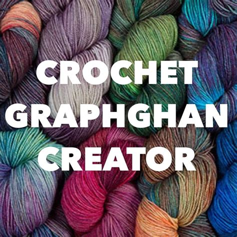 amazing picture  graphghan crochet patterns