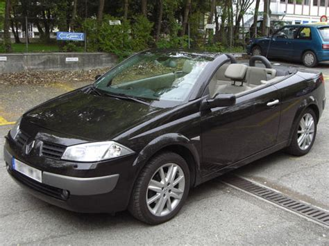 renault megane 2 cabrio 2003 renault megane ii coup 233 cabriolet 1 5 dci related infomation specifications weili