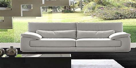 canape calia leather sofa dolby by calia maddalena