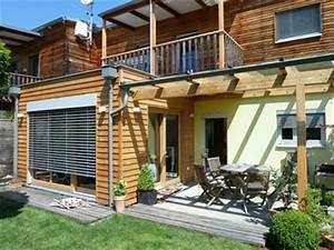 Unterschied Balkon Terrasse : zubau und erweiterung in holzbauweise ged mmt und mit ~ Lizthompson.info Haus und Dekorationen