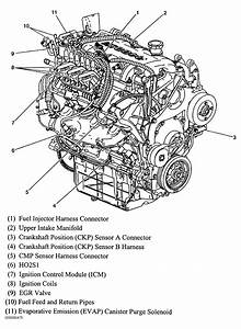 Isuzu Rodeo 1996 Question Location Of Coolant