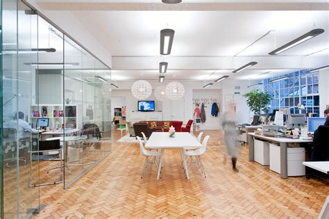 Orchestra's London Loft Offices  Office Snapshots
