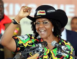 President Mugabe a rare gift from God: First Lady ...