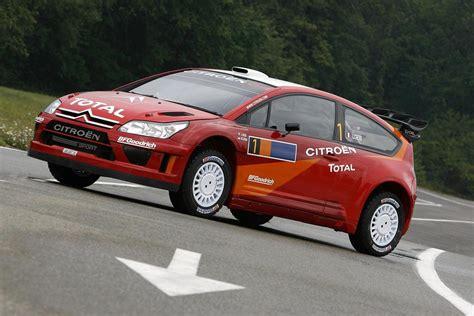 Citroen C4 Wrc by 2007 Citroen C4 Wrc Picture 97740 Car Review Top Speed