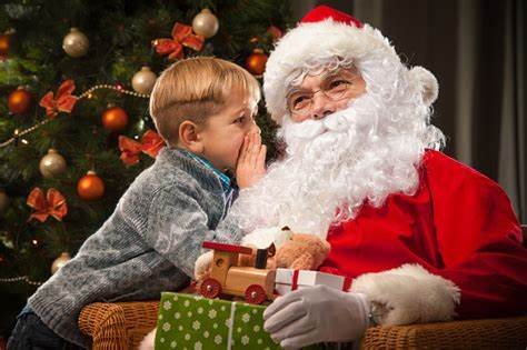Heart Clear His Pole Lezhit santa claus pictures images and stock photos