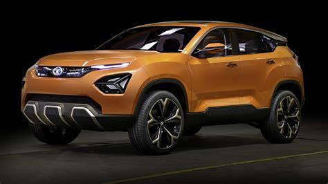 Tata H5x Concept Previews Land Roverbased Suv In Geneva