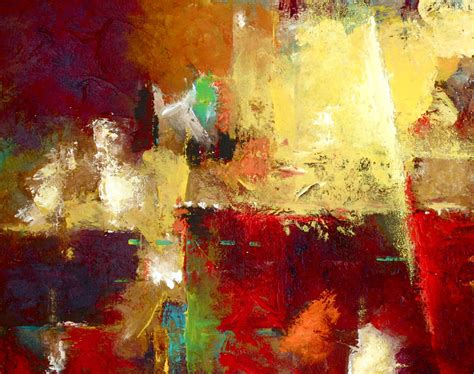 Daily Painters Abstract Gallery Vista Contemporary