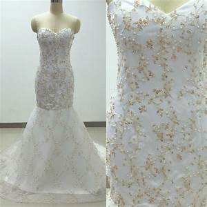 online get cheap ivory gold wedding dress aliexpresscom With gold and ivory wedding dress
