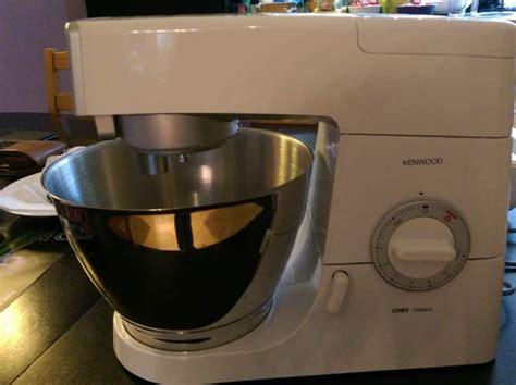 Kenwood Chef Classic Küchenmaschine