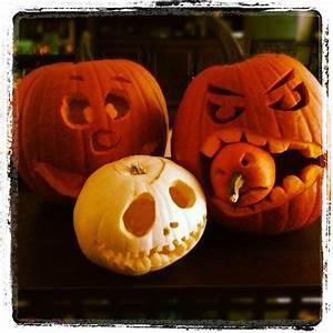 Cute, Pumpkin, Carving, Ideas