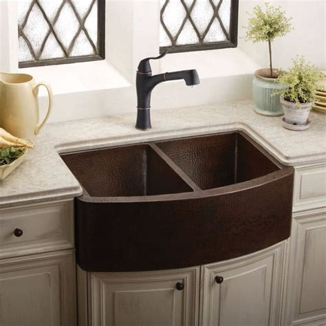 country style kitchen sinks 113 best kitchen copper images on copper 6223