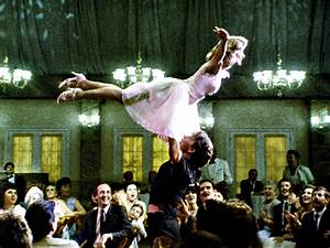 Jennifer Grey Talks About Her Iconic Dirty Dancing Lift ...