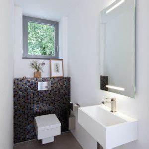 Spiegel Für Gäste Wc : g ste wc spiegel modern stil f r g stetoilette mit eckiges wc von holle architekten in germany ~ Watch28wear.com Haus und Dekorationen