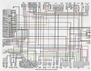 Yamaha Virago 1100 Parts Diagram