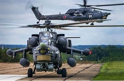 Mi 28 Night Russian 28n Hunter Helicopter