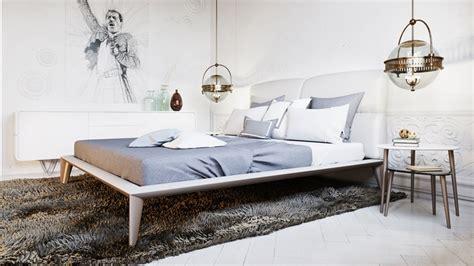 tappeto peloso arredare la da letto di design speciale in stili