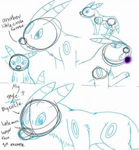 How I draw Umbreon :3 by LugiaUmbreonPower on DeviantArt