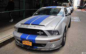 Ford Mustang Shelby GT500 KR 40th Anniversary Edition - 15 August 2018 - Autogespot
