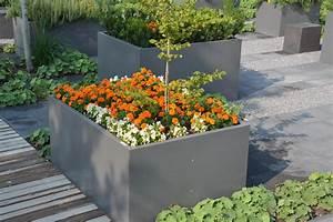 Hochbett Aus Metall : hochbeet urban aus metall 1 1 m x 0 55 m x 0 5 m beschichtet ~ Frokenaadalensverden.com Haus und Dekorationen