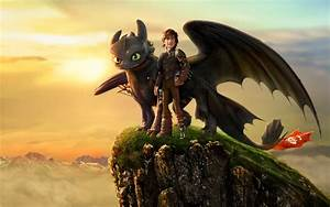 How to Train Your Dragon 2 – Toothless and Hiccup | Jenine ...