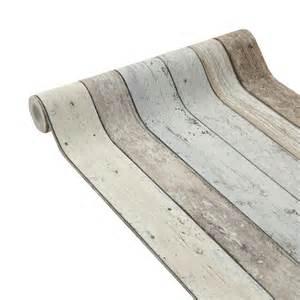 papier peint vinyle expans 233 sur intiss 233 planche marron